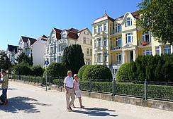 Usedom Economy ab 329 € p. P. in der Pension Dünenschloß